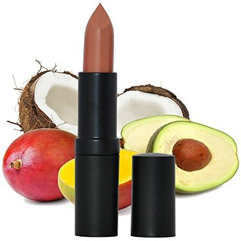 09. Nude Lipstick - All Natural, 85 Organic, Vegan & Gluten Free